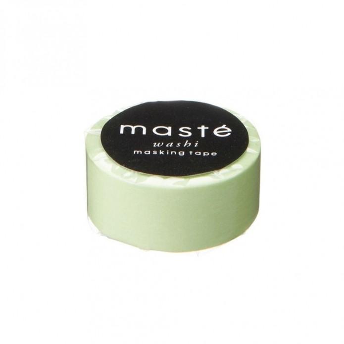 Washi tape Masté - mint