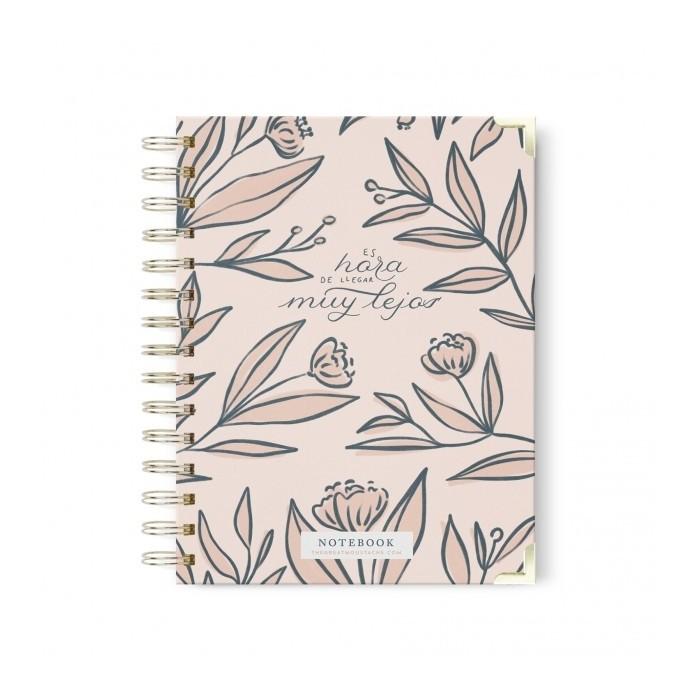Cuaderno Peony