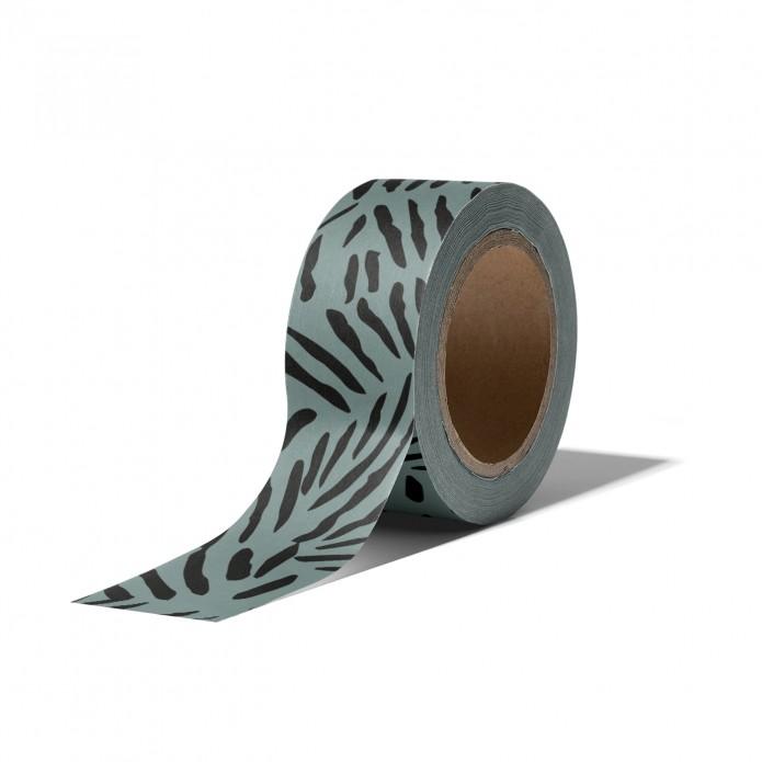 Washi Tape Leaves Sage