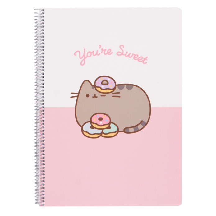 Cuaderno A4 Pusheen You are sweet