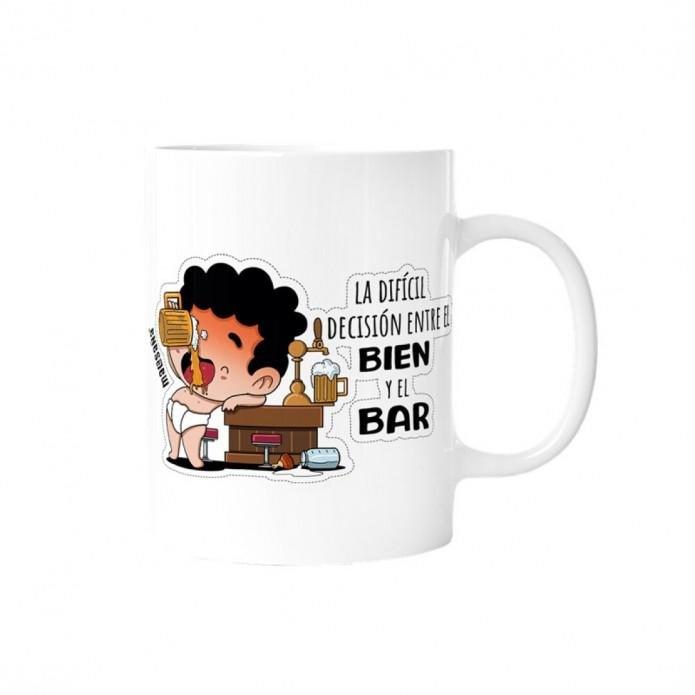 Taza - El bien y el bar