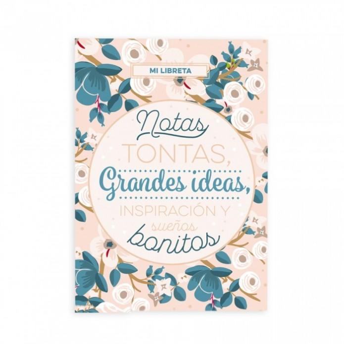 Libreta Grandes Ideas