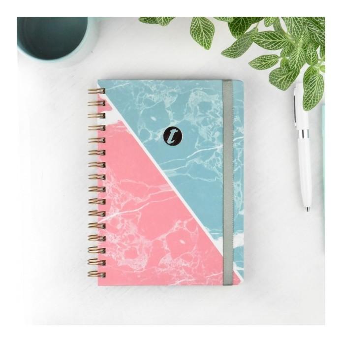 Cuaderno Marble