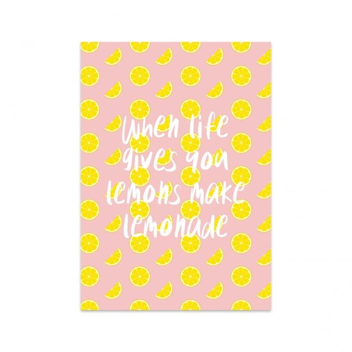 Postal Lemonade