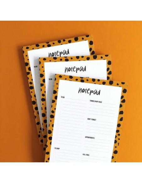 Notepad Cheetah