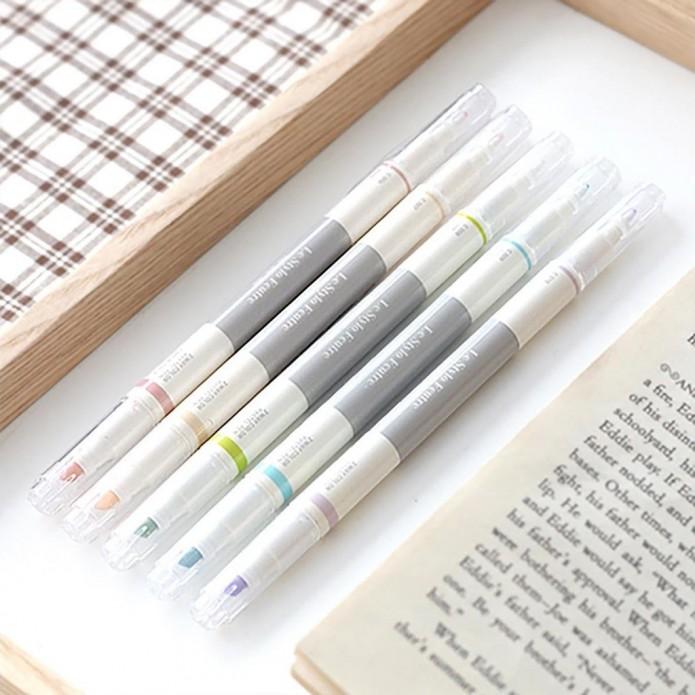 Rotuladores 2 Way Pastel Pen