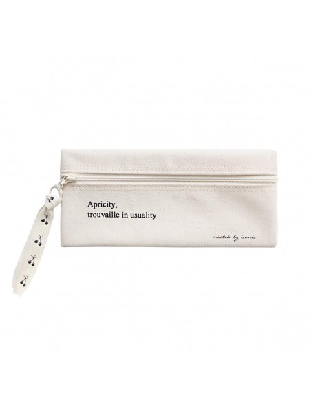 Estuche Cottony - Ivory
