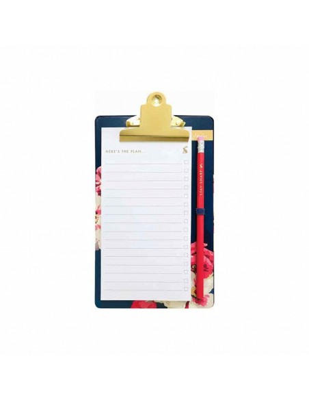 Clipboard Joules
