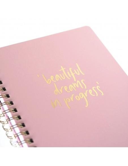Planificador Beautiful Dreams