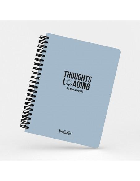 Libreta Thoughts loading
