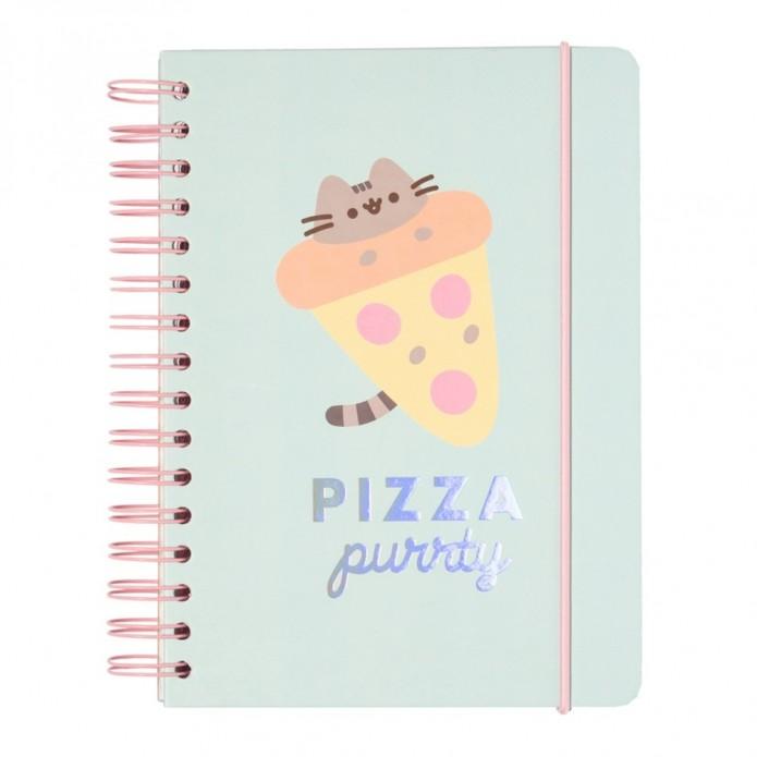 Cuaderno Pusheen Foodie