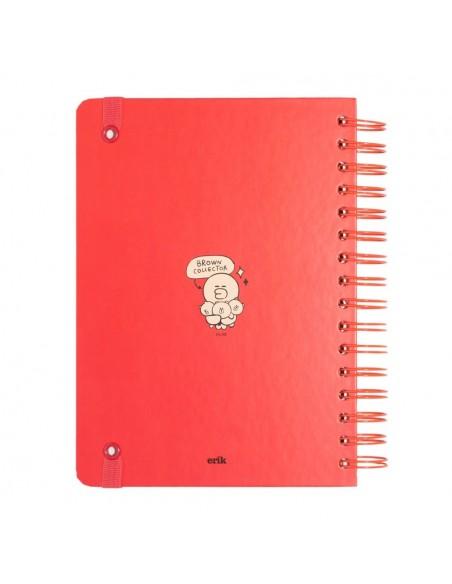 Cuaderno Line Friends