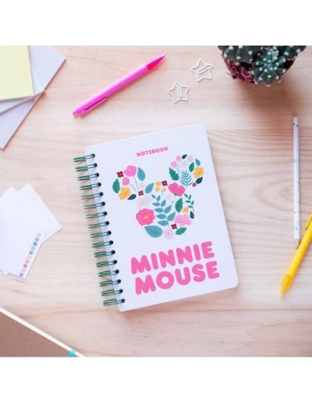 Cuaderno Minnie
