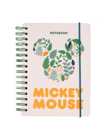 Cuaderno Mickey