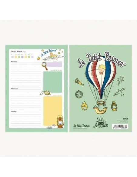 Bloc de notas Le Petit Prince