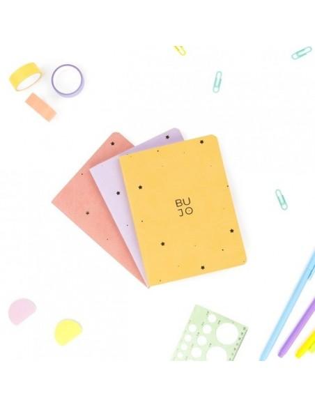 Pocket Journal Sunshine Colors