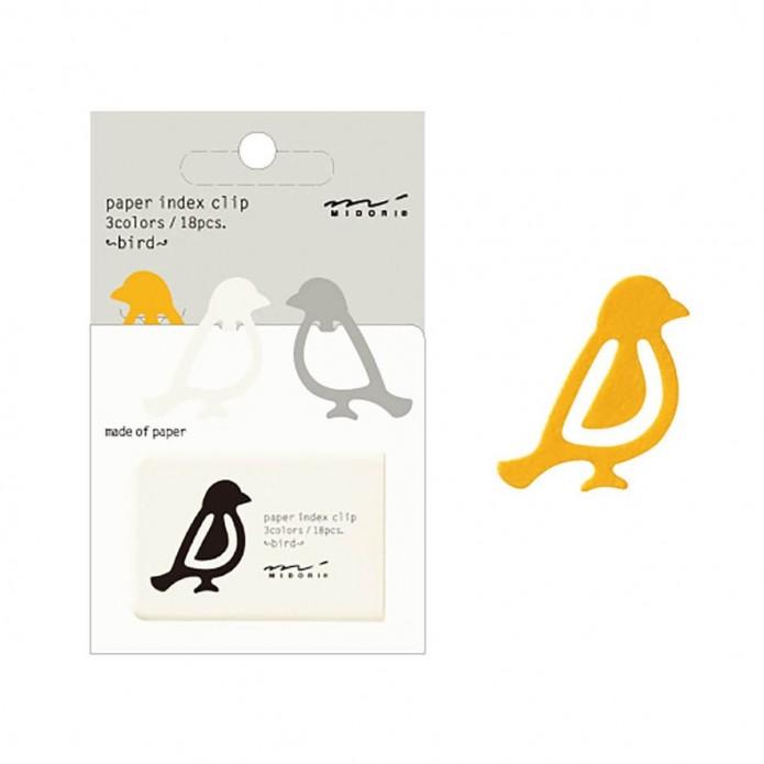 Index Clips Bird