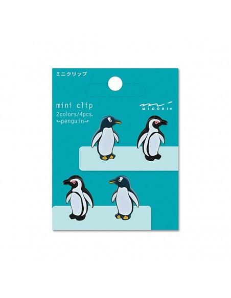 Mini Clip Penguin