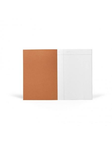 Cuaderno Bright Red