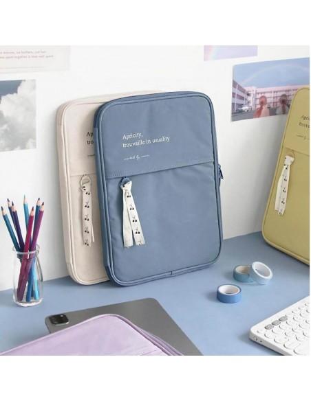 Funda Ipad / Tablet - Cotton Blue