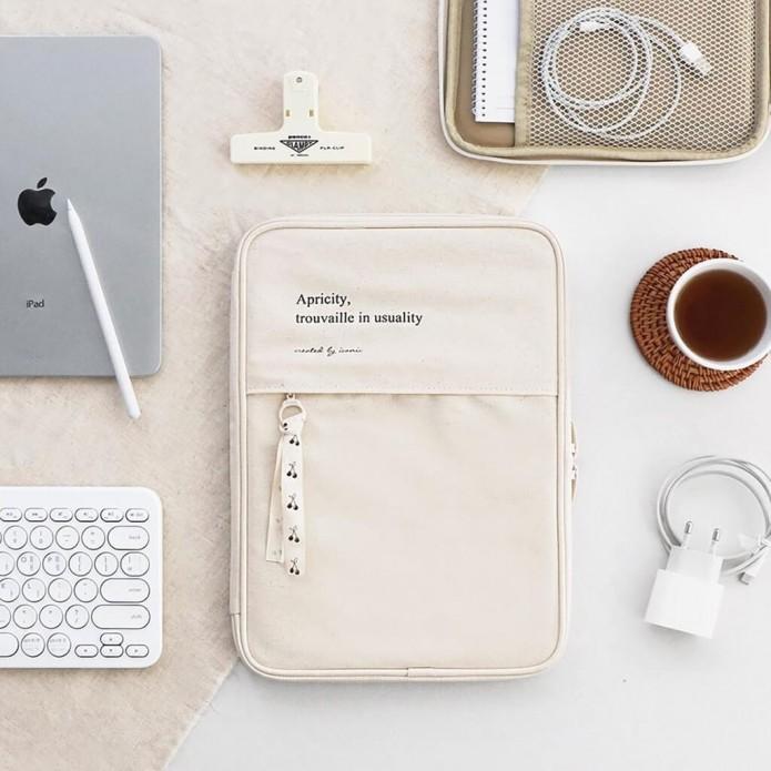 Funda Ipad / Tablet - Ivory